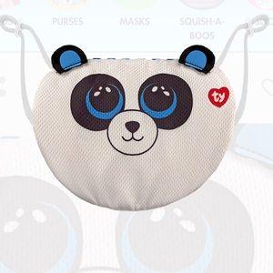 Ty Beanie boo mask